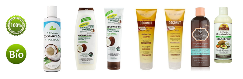 Best Coconut Oil Shampoos reviews