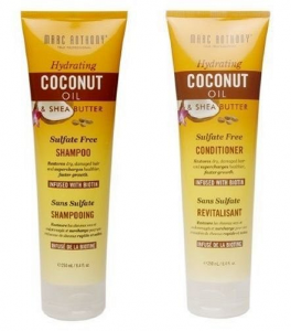 Hydrating Coconut Oil and Shea Butter Shampoo