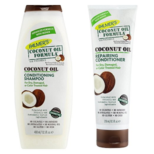 Palmer's Coconut Oil Formula Coditioning Shampoo & Repairing Conditioner