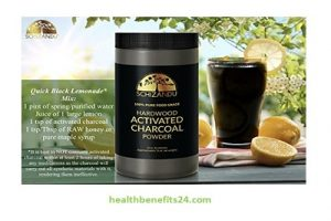 Activated Charcoal Powder, Food Grade Detox | Best charcoal teeth whitening