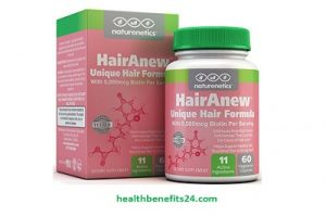 HairAnew (Unique Hair Growth Vitamins with Biotin) - Tested - For Hair