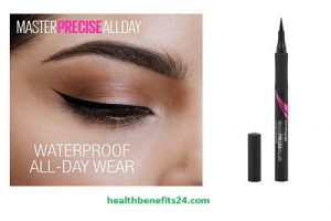 Maybelline Master Precise All Day Liquid Eyeliner Makeup
