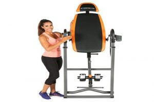 Exerpeutic 475SL Inversion Table | Top best inversion table