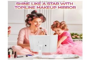 Lighted Makeup Mirror with Lights - Makeup Vanity Mirror