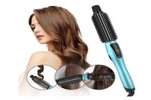 PHOEBE Curling Iron Brush | Best hair curling irons reviews