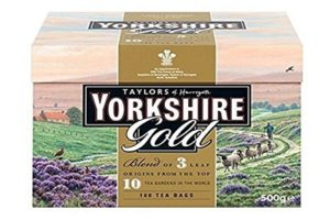 Taylors of Harrogate Yorkshire Gold | Best Tea Brand in the world
