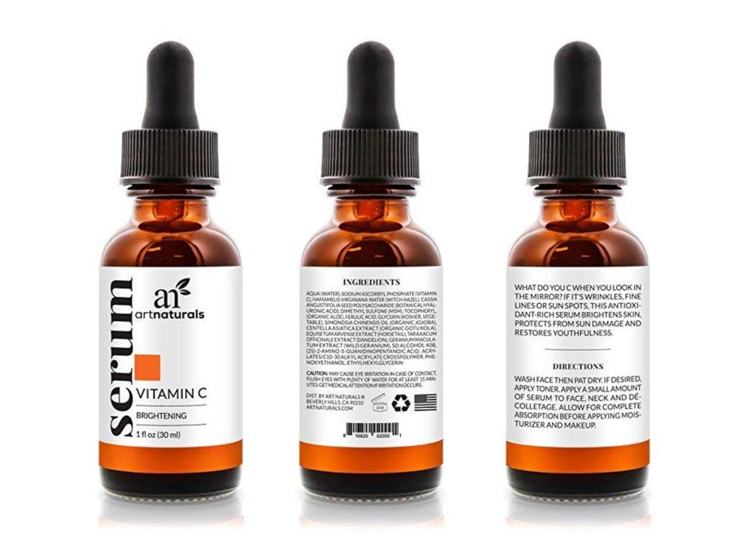 ArtNaturals Anti-Aging Vitamin C Serum