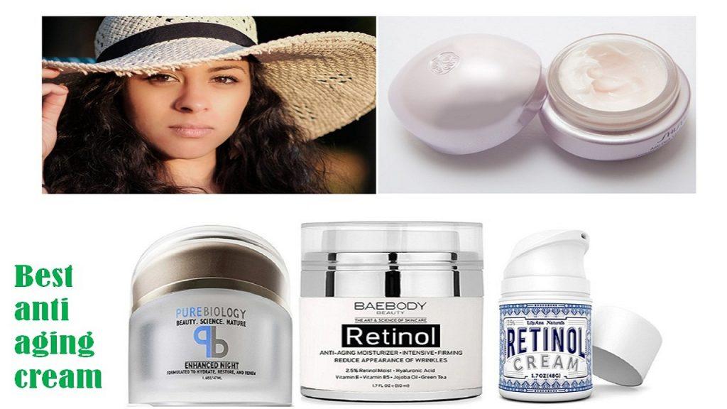 benefits of best anti aging cream