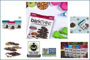 barkTHINS Snacking Dark Chocolate Variety Pack