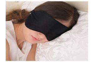 Alaska Bear Natural Silk Sleep Mask | Best sleep masks