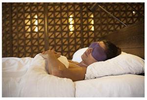 Luxury Patented Sleep Mask
